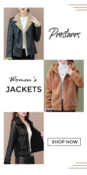 Prestarrs Women's Jackets!