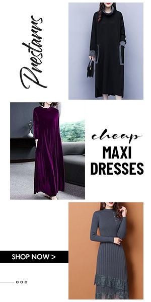 Prestarrs Cheap Maxi Dresses!